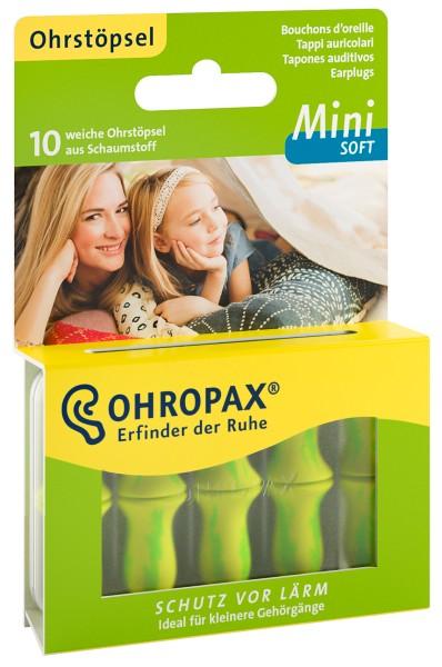 Ohropax Mini Soft Ohrenstöpsel