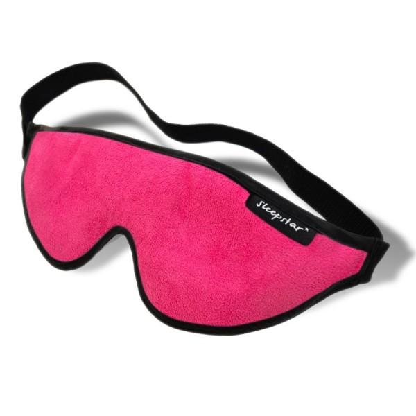 Stellar Deluxe Schlafmaske Hot Pink