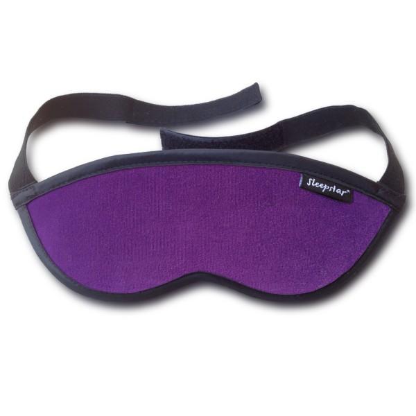 Orion Deluxe Schlafmaske Violet