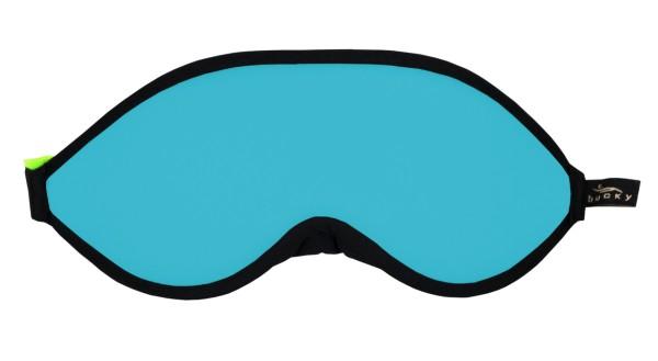 Bucky Shades Schlafmaske Aqua Navy